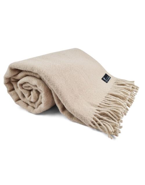 Throw, 100% new zealand wool, 140х205